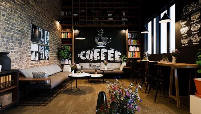 Mở quán cafe dễ hay khó