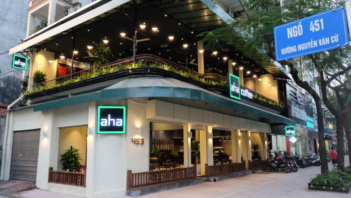 Mở Quán Cafe Aha