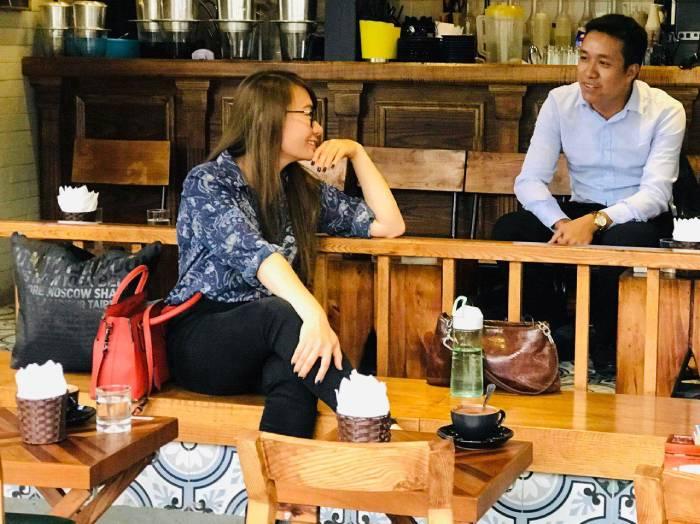 Kinh nghiệm mở quán cafe nhượng quyền