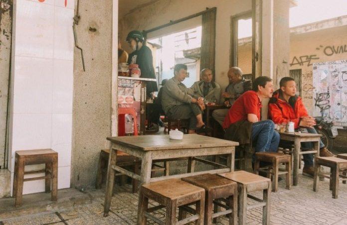 kinh nghiệm mở quán cafe cóc