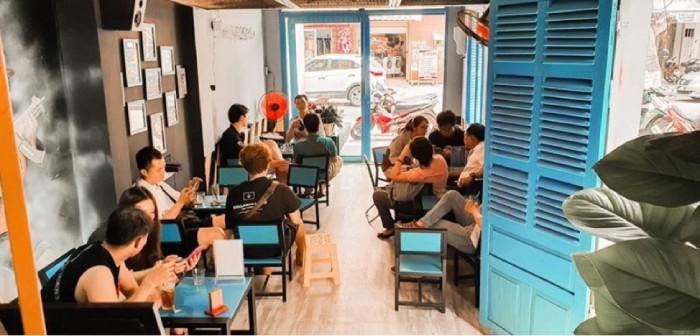 kinh nghiệm mở quán cafe bình dân