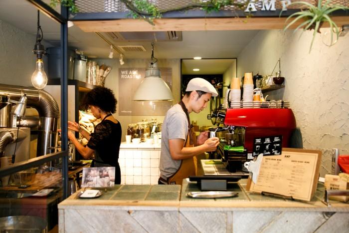 kinh nghiệm mở quán cafe thành công