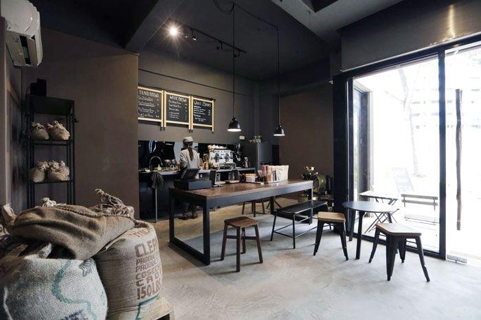 Cách mở quán cafe rang xay