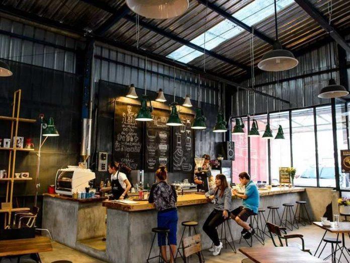 Kinh nghiệm mở quán cafe đồ uống