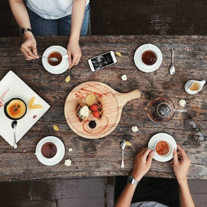 Kinh nghiệm mở quán cafe ăn sáng