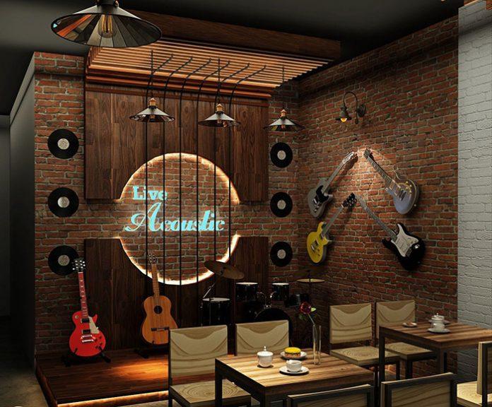 Mơ quán Cafe Acoustic
