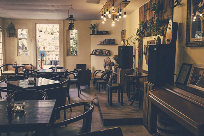 Phong Cách Cafe Acoustic