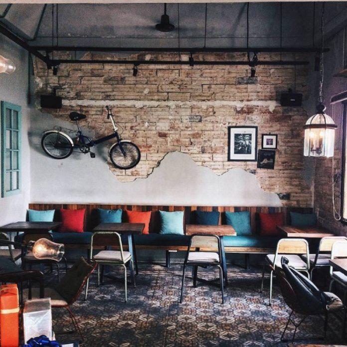 Ý tưởng mở quán cafe