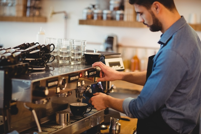 Tại Sao Nên Mở Quán Cafe Pha Máy?