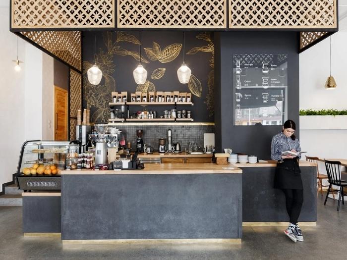 Mở quán cafe cần gì