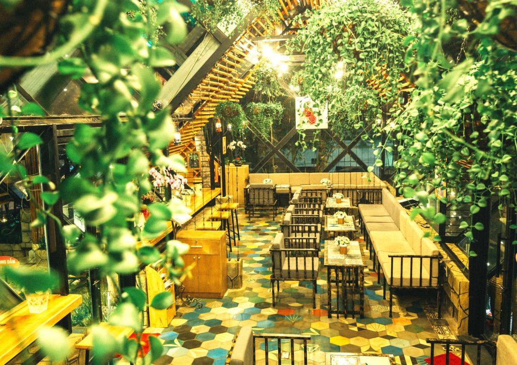 Vốn mở quán cafe