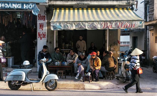Mô Hình Quán Cafe Cóc