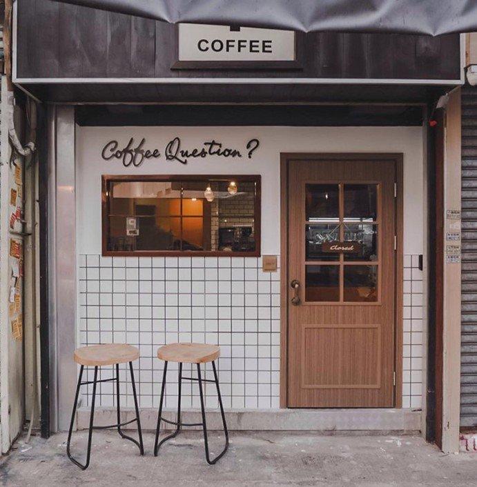 Mô Hình Quán Cafe Nhỏ (1)
