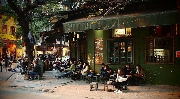 Mô Hình Quán Cafe Với Số Vốn Nhỏ