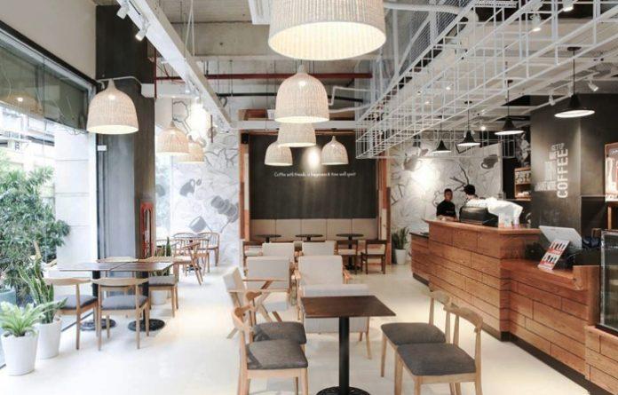 Mở quán cafe ở HCM
