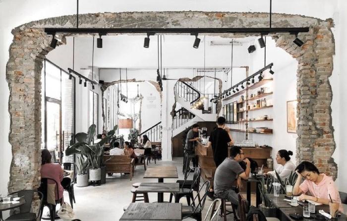 Mở quán cafe bắt đầu từ đâu