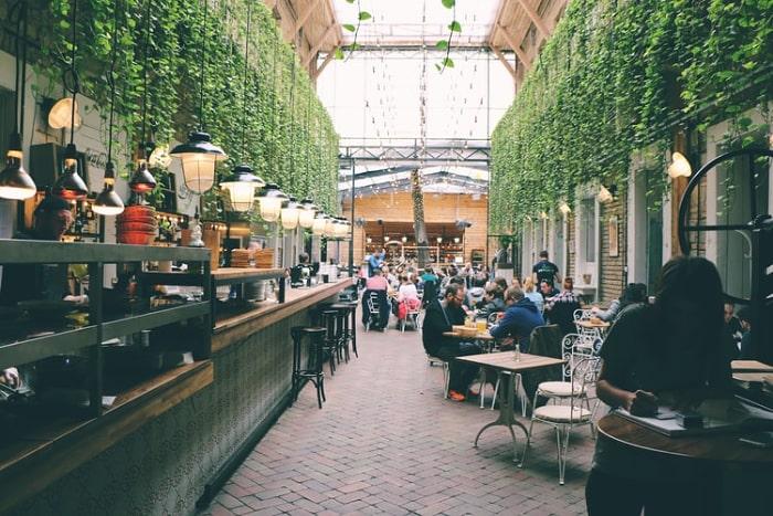 Kiến thức mở quán cafe