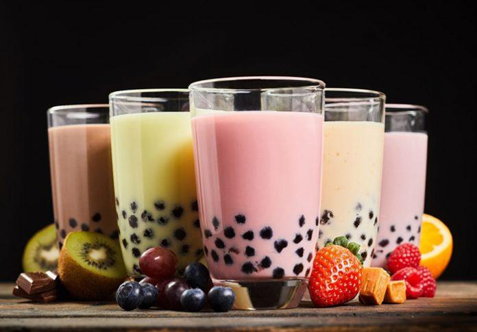 Mở Quán Trà Sữa 100 Triệu
