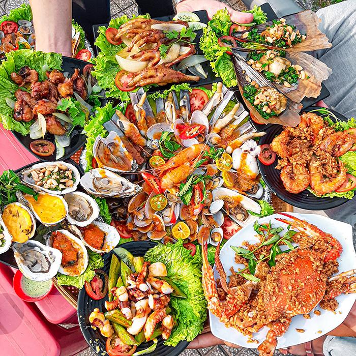 Món Ăn Quán Nhậu Hải Sản