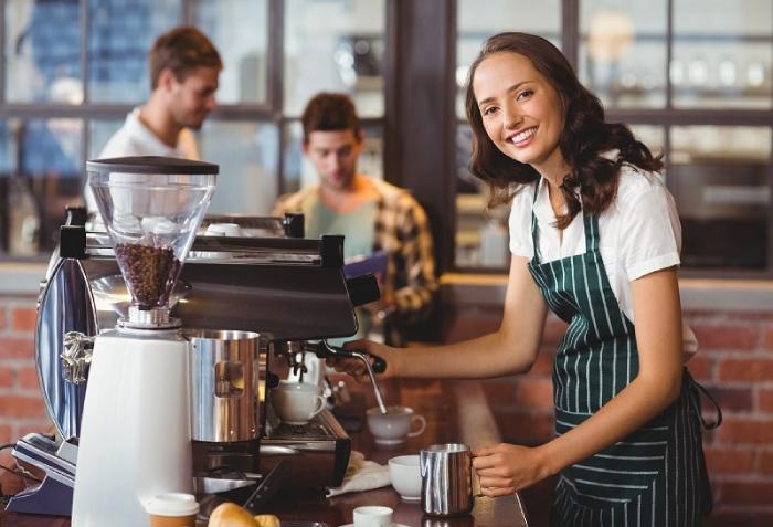 Nguyên vật liệu khi mở quán cafe