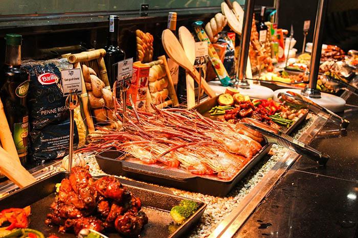 Mở nhà hàng buffet cần bao nhiêu vốn là đủ?