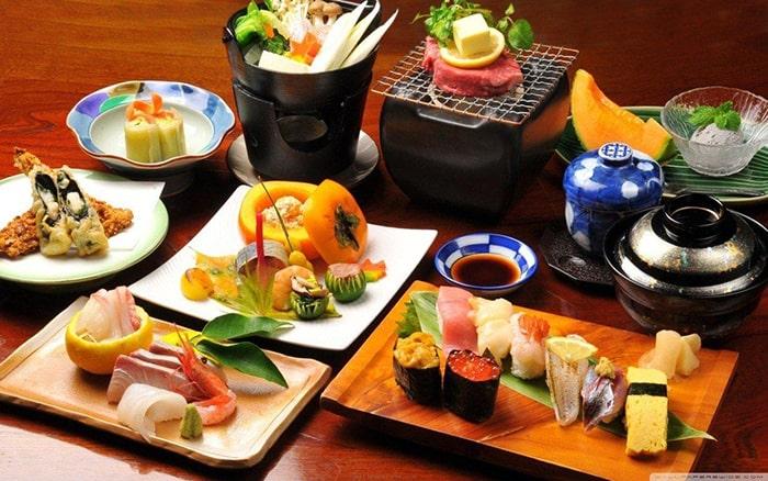 mở nhà hàng Nhật cần bao nhiêu vốn