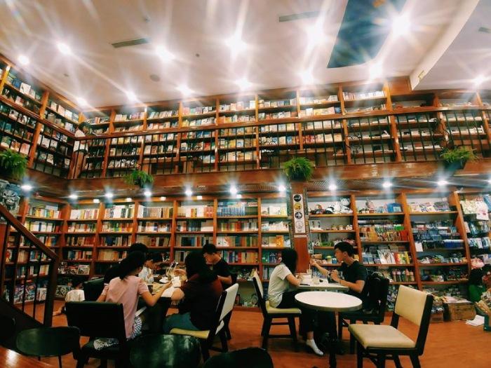 Mở quán cà phê khởi nghiệp