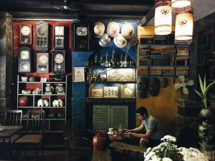 Mở quán cafe nhỏ cần gì