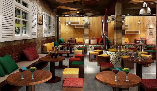Phong Cách Quán Cafe Cho Dân Văn Phòng Đẹp Mắt