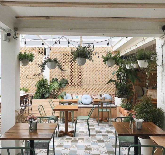 Mở quán cà phê đẹp