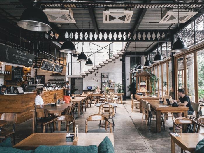 Rủi ro khi mở quán cafe