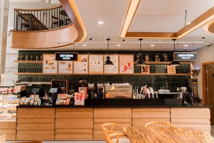 Mở quán cafe pha máy