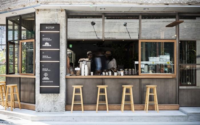 Mở quán cafe mini