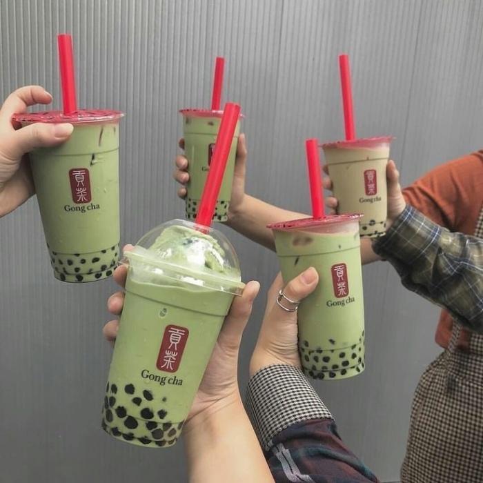 Thương Hiệu Trà Sữa Gongcha