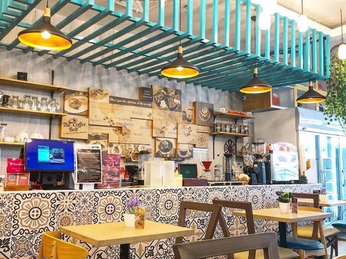 Xu hướng trang trí quán cafe