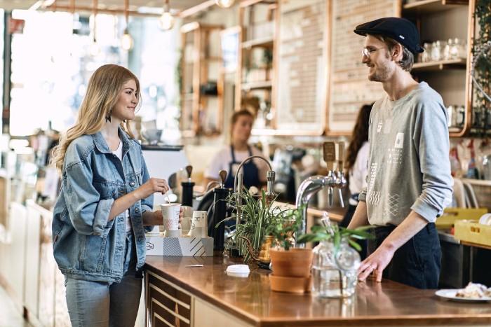 kinh nghiệm kinh doanh quán cà phê