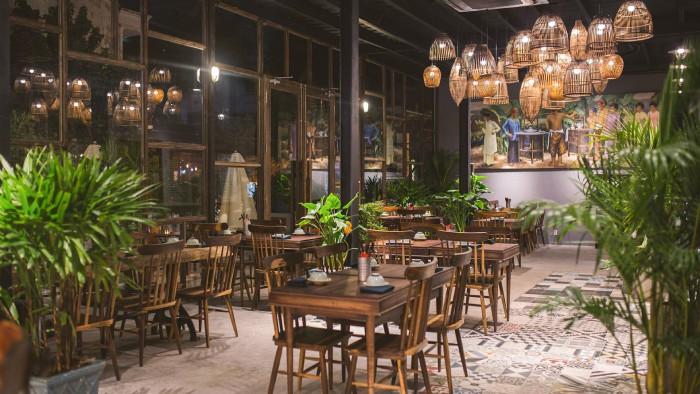 mở nhà hàng ăn uống cần những gì