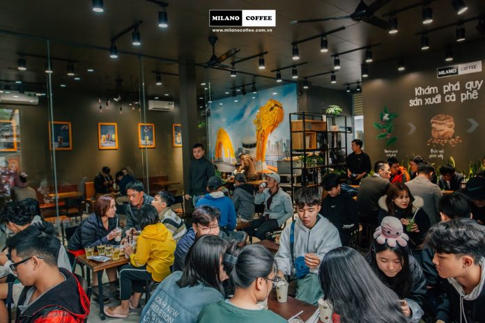 Mở Quán Cafe Milano Cần Gì
