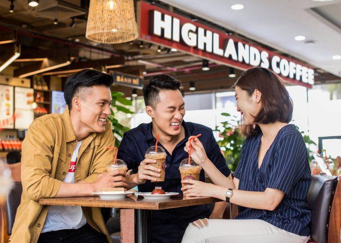 Mở Quán Cafe Nhượng Quyền Highlands
