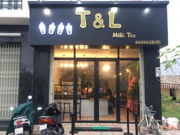 mở quán trà sữa ở quê
