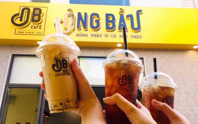 mở quán cafe Ông Bầu