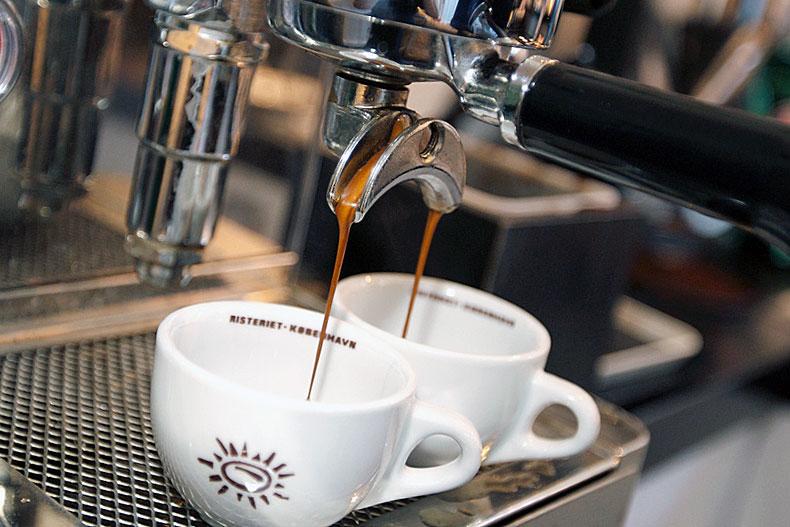 Mở Quán Cà Phê Espresso