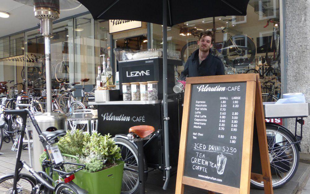 Mở Quán Cafe Espresso
