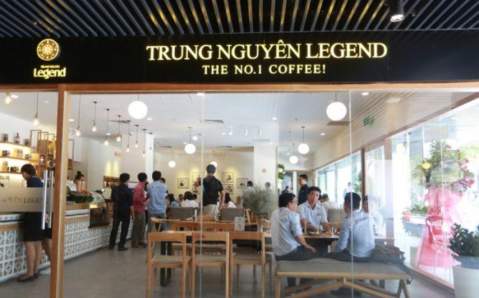 Mở Quán Cafe Nhượng Quyền Trung Nguyên