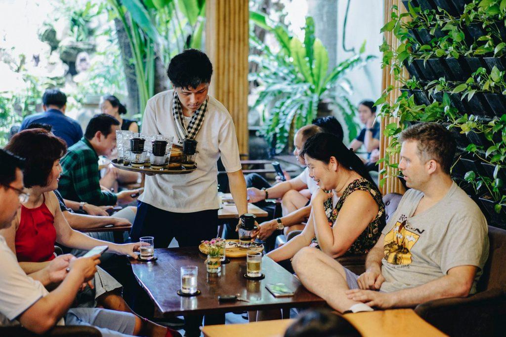 Mở Quán Cafe Trung Nguyên