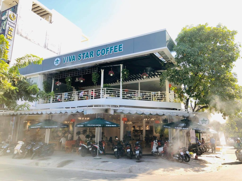 Mở Quán Cafe Viva