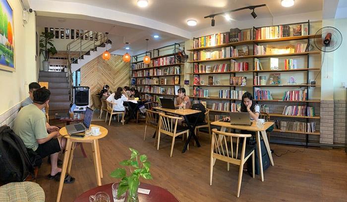 Cafe Học Tập Làm Việc
