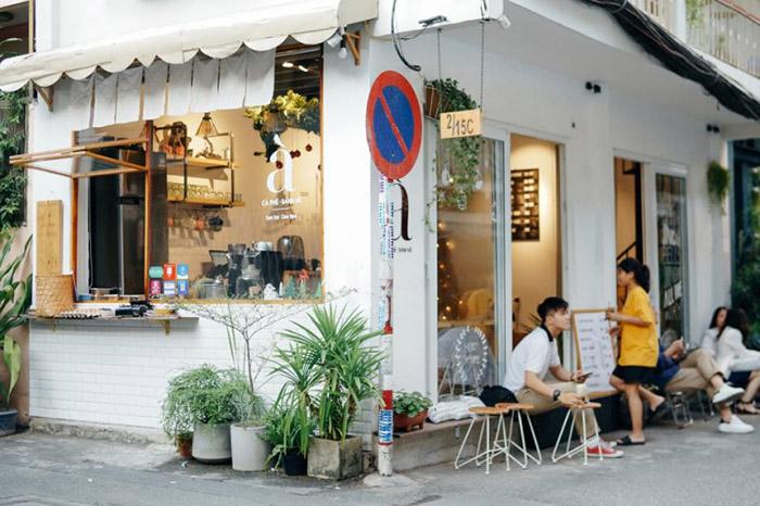 Chi Phí Thuê Mặt Bằng Mở 1 Quán Cafe