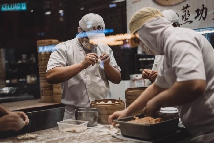 Kinh nghiệm mở nhà hàng dimsum