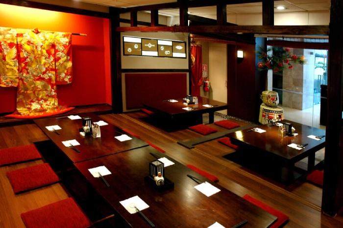 Kinh nghiệm mở nhà hàng Nhật